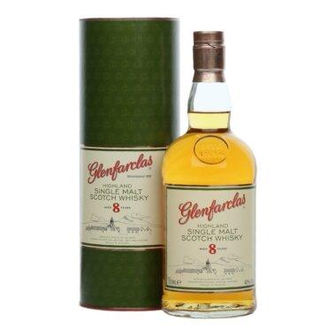 Glenfarclas 8 Ani Single Malt Scotch Whisky
