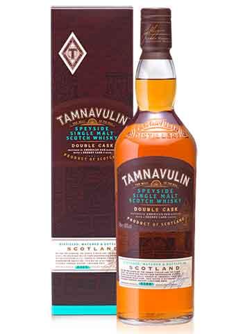 Tamnavulin Double Cask Single Malt Scotch Whisky