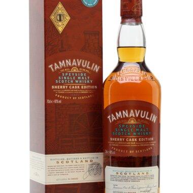 Tamnavulin Sherry Cask Single Malt Scotch Whisky