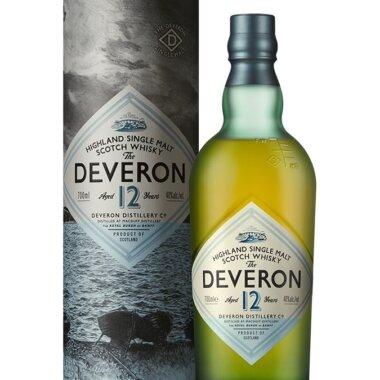 The Deveron 12 Ani Single Malt Scotch Whisky