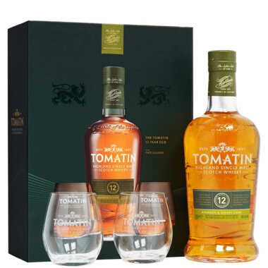 Tomatin 12 Ani Single Malt Scotch Whisky