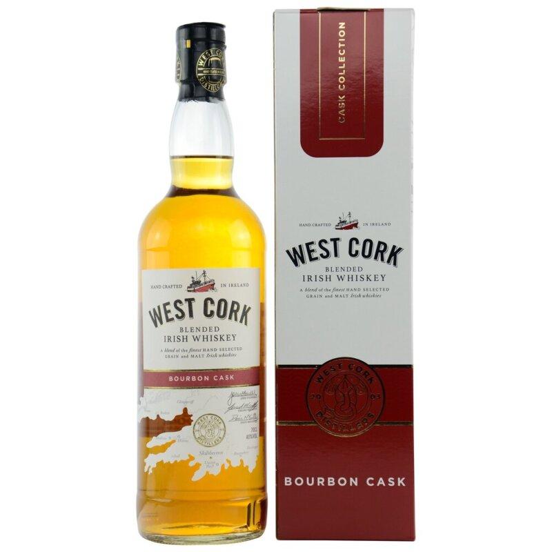 West Cork Original Bourbon Cask Irish Whiskey