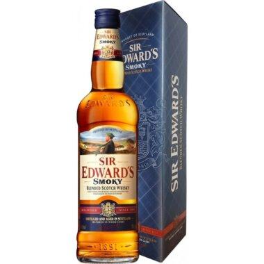 Sir Edward's Smoky Blended Scotch Whisky