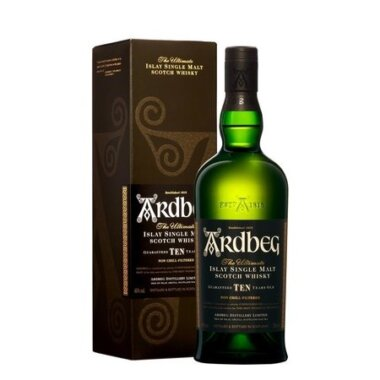 Ardbeg 10 Ani Single Malt Scotch Whisky